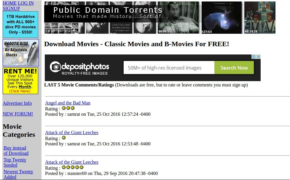 Top 35 Best Free Movie Downloads Sites To Download Full