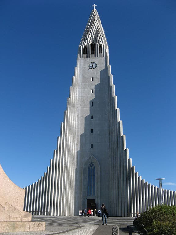 Church of Hallgrímur, ReykjavÃ-k - Greatest Church Ever in the World