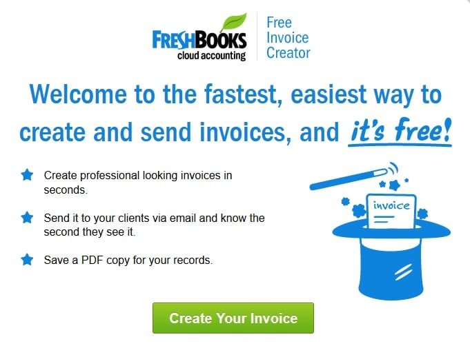 ... Free Invoice Template And Custom Invoice Generator  Create Receipts Free