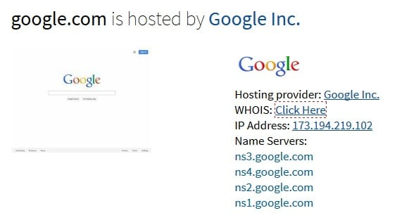Who Hosts The Site - Find Out The Web-Hosting Provider Behind Any Website