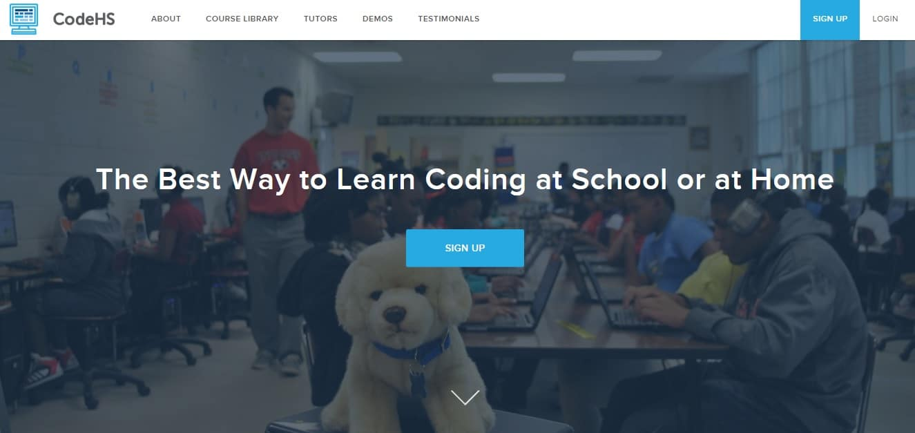 CodeHS - Best Way to Learn Coding at School or at Home Today