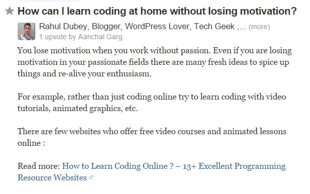 How to Learn Coding Online at Home Without Loosing Motivation - TechReviewPro Guide to Use Quora to Drive Traffic