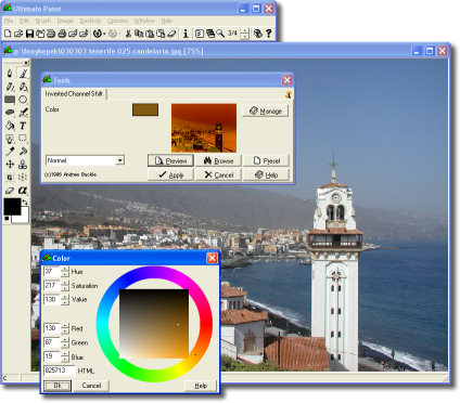 Ultimate Paint - Free Graphic Design Program for Windows