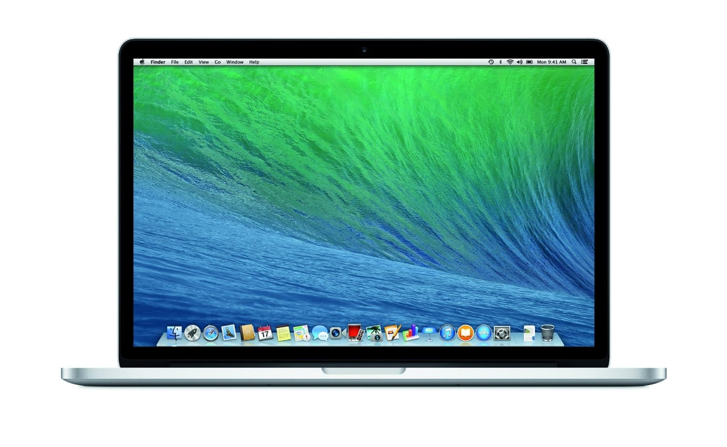 Apple MacBook Pro 15-inch with Retina Display - Best Laptop for College Students 2015