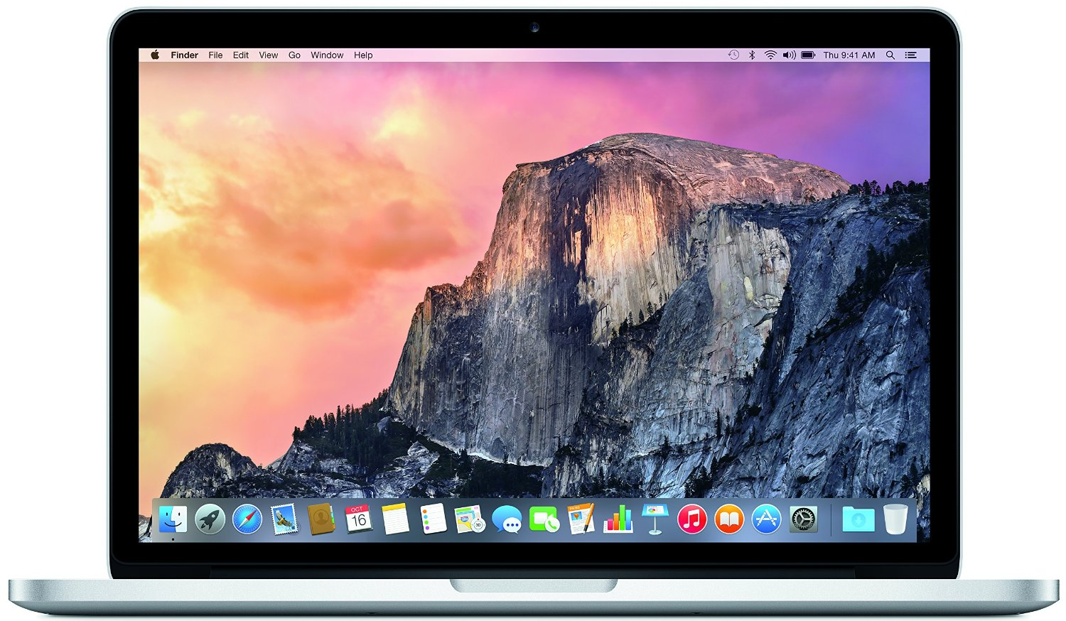 Apple Macbook Pro 13.3 Inch Laptop with Retina Display - Overall Best Laptop for College Students 2015
