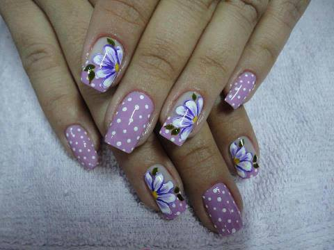 Beautiful-Stylish-Nail-Designs-Art-for-Cute-Nails