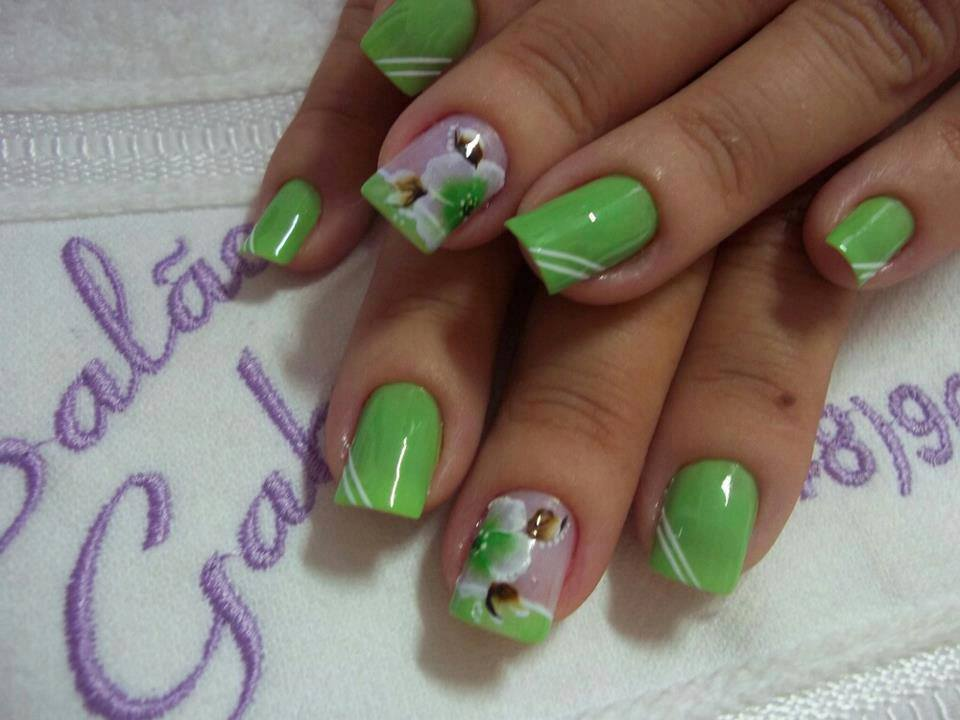 Best-Easy-Nail-Art-Tutorials-For-Beginner-Learner