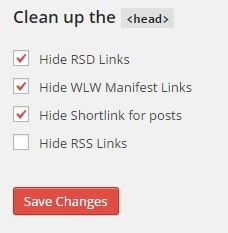 Clean Up Head Advanced Permalink Settings in WordPress SEO by Yoast