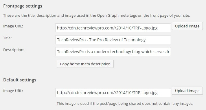 Frontpage Settings and Default Settings in WordPress SEO by Yoast for Best SEO Results