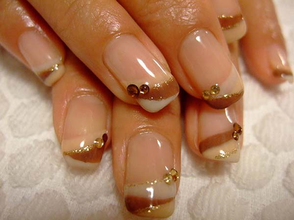 Gel Acrylic Nail Designs