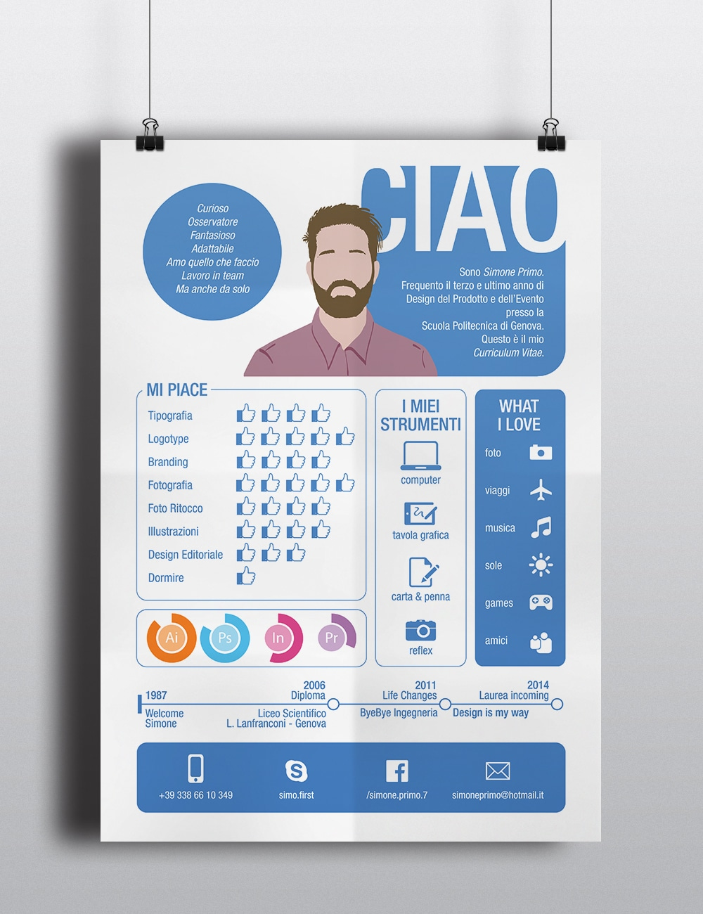 amazing graphic design resume templates to win jobs my curriculum vitae skills resume template design