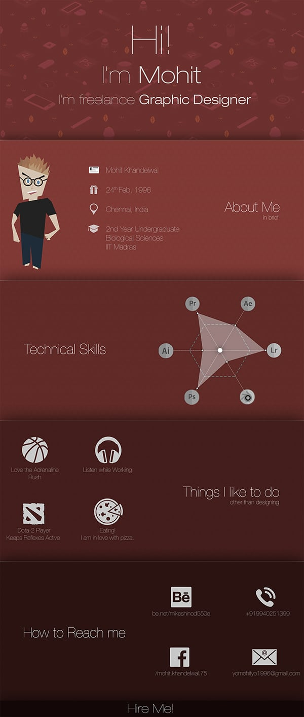 My New Graphic Design Resume Template Ideas  My New Resume