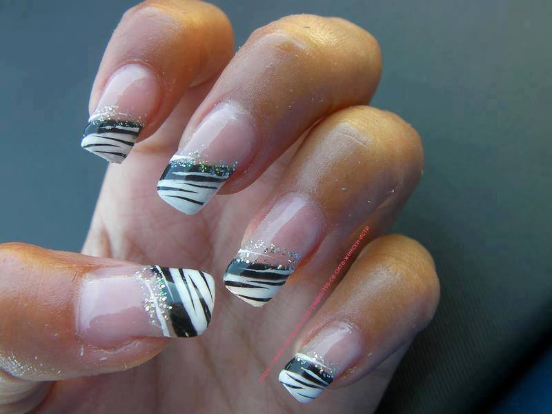simple nail designs art to learn easy nail - Simple Nail Design Ideas