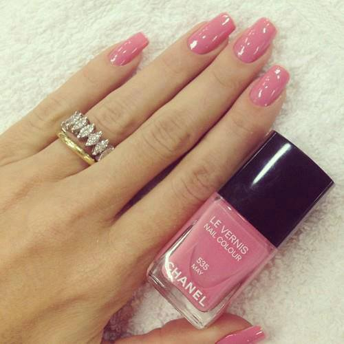 Very-Simple-Cute-Nail-Art Dseign-Ideas