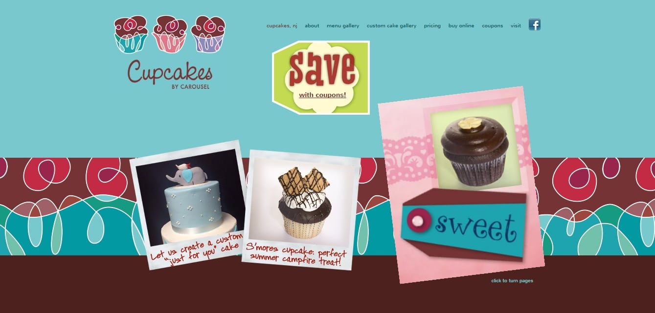 Bakery Websites