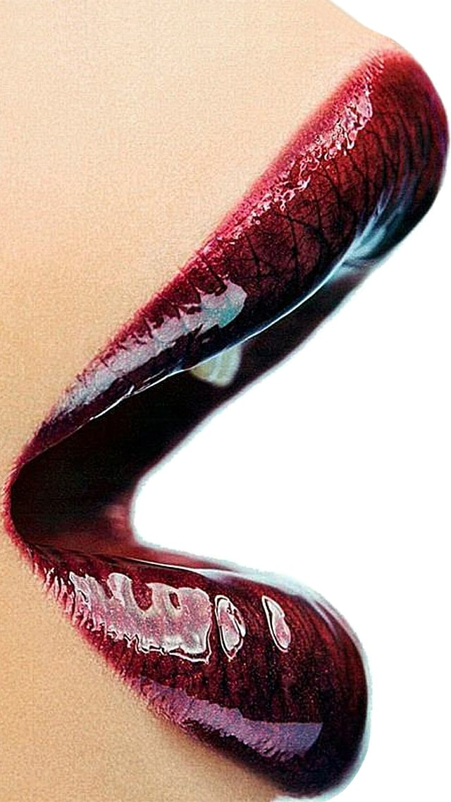 Lips HD Images, iPhone HD Wallpaper
