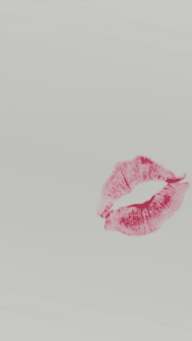 Lipstick Wallpaper
