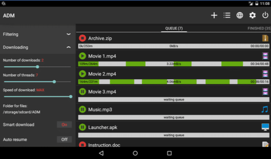 Advanced Download Manager - Best Download Manager for Android