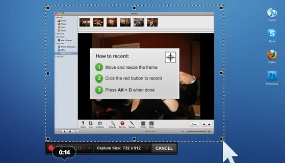 Screenr Instant Screencast Recorder [Free] for Windows Mac