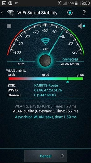 Wifi Overview 360 - Best Free Andoid Wifi Booster App to Connect Wifi Channels