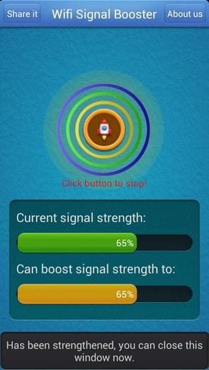 Wifi Signal Booster - Best Wifi Booster App for Android - Android Wifi Booster App
