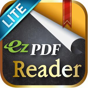ezPDF Reader Lite for PDF View - Best Android PDF Reading Tools