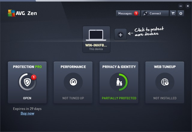 AVG AntiVirus - Best Anti-Virus Software Program for Malware Removal in Windows