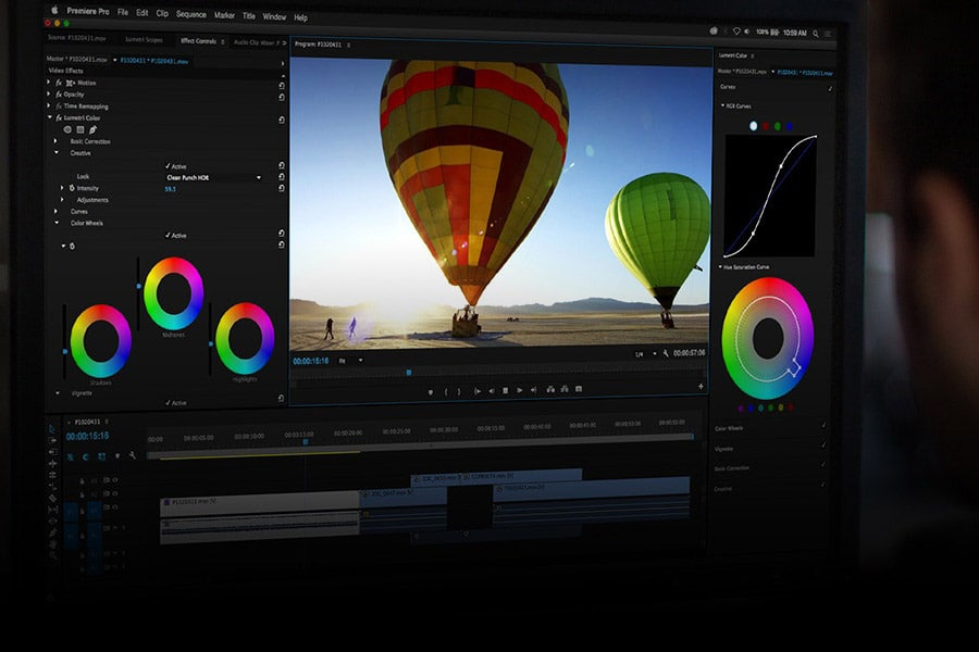 Adobe-Premiere-Pro-CC - Best Video Editing Software for Windows, Mac, Linux