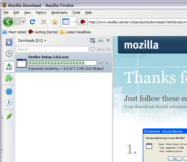 All-in-One Sidebar - Best Firefox Addon to Switch Between Downloads, History, Bookmarks