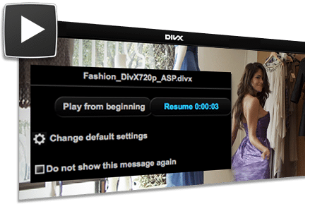 DivX Media Player for Windows - Best Windows Media Player