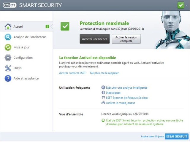 Eset Smart Security - Best Malware Protection and Removal Tool for Enhanced Security on Windows