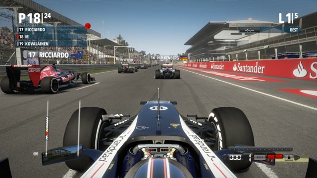 F1 2013: best f1 game on iphone - Best Racing Games for Windows PC