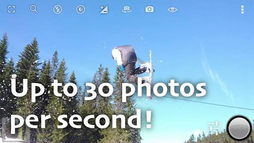 Fast Burst Camera App for Android - Fastest Android Camera App