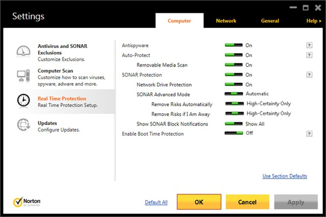 Norton - Premium Anti-Virus Software for Windows to Remove Malware Easily