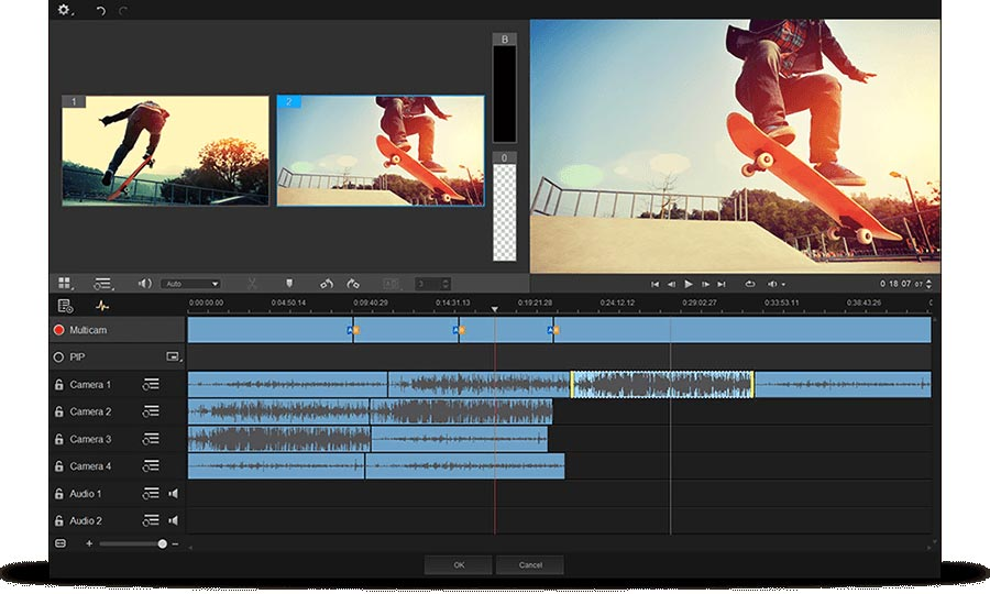 Pinnacle-Studio-19 - Best Video Editing Software Tool for Windows, Mac, Linux