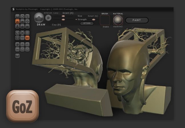 Sculptris - 3D Modeling Software for Beginners - Best Free 3D Modeling Software