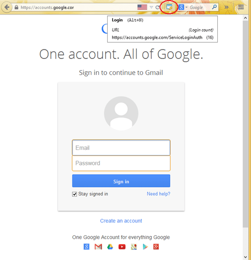 Secure Login - Best Firefox Addon and Free Password Manager for Firefox