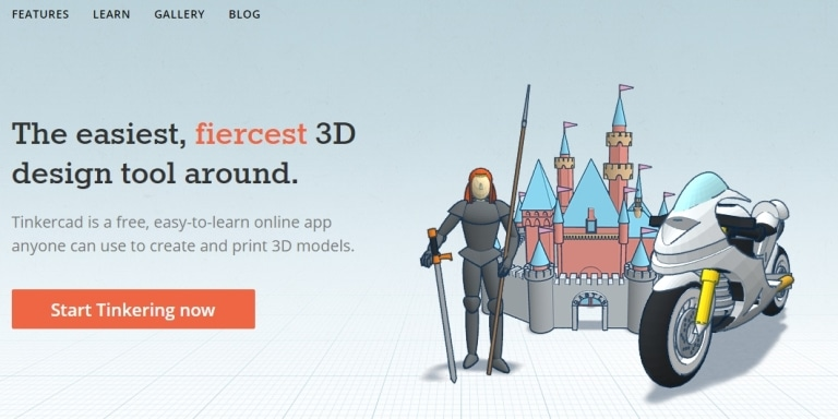Tinkercad - Best Free 3D Modeling Software Tools for Beginners