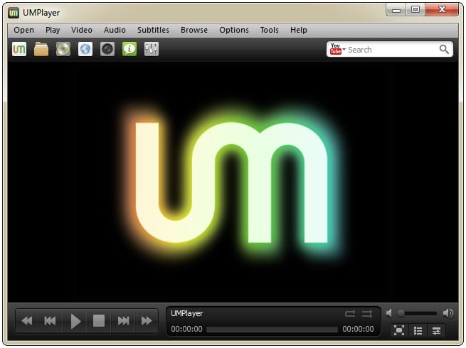Universal Media Player - Best Video and Audio Media Player for Windows