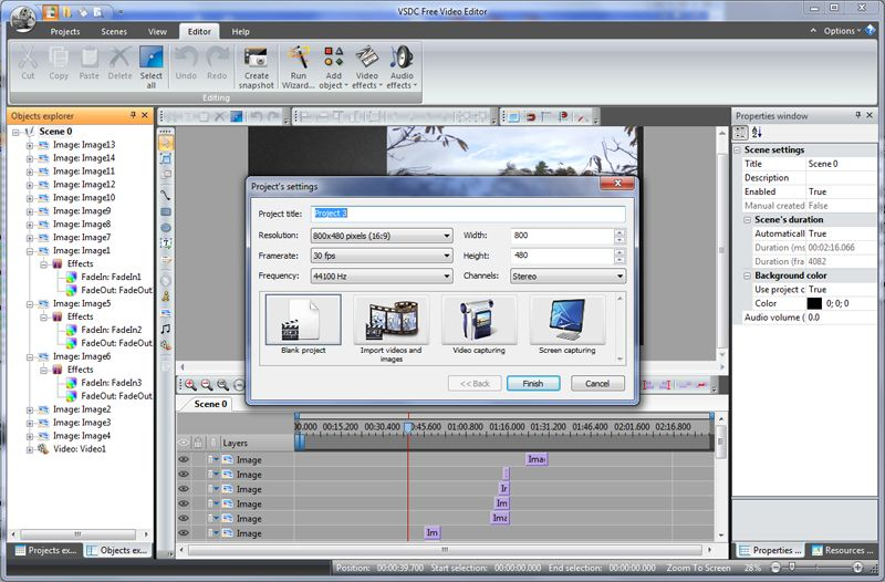 VSDC Video Editor - Best Free Video Editing Software for Windows - Best Windows Video Editors