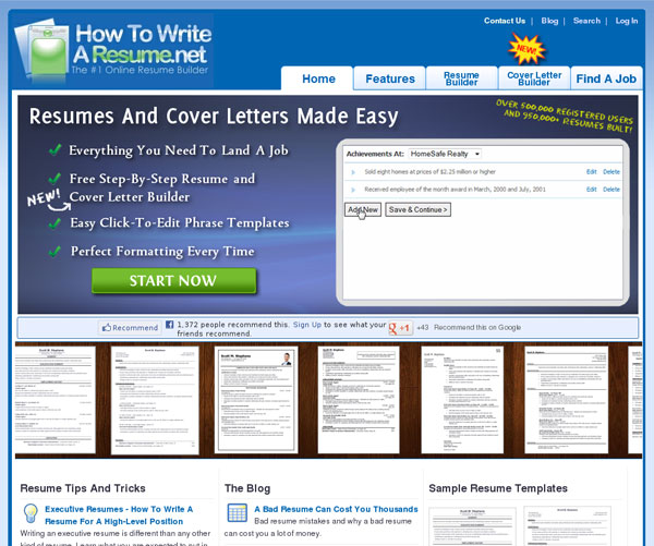 how to write a resume what is the best free resume builder website best - Online Resume Builder Reviews