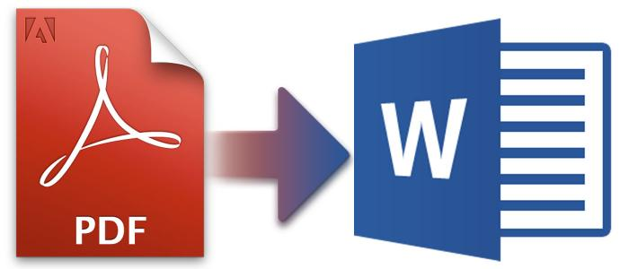 How to Convert PDF to Word Document Online for Free ?