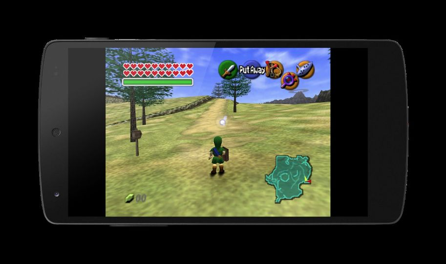 MegaN64_result - Best Emulator for Android - Free Android Gaming Emulator for PC