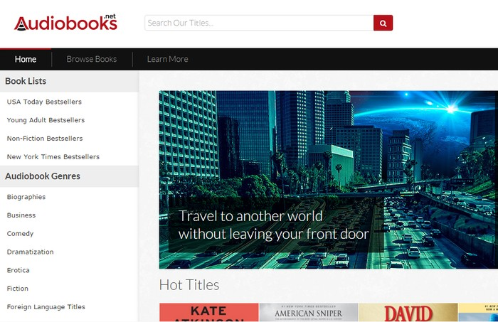 Audiobooks.net - Best Audio Books Download Site to Download Free Streaming Audio Books Online