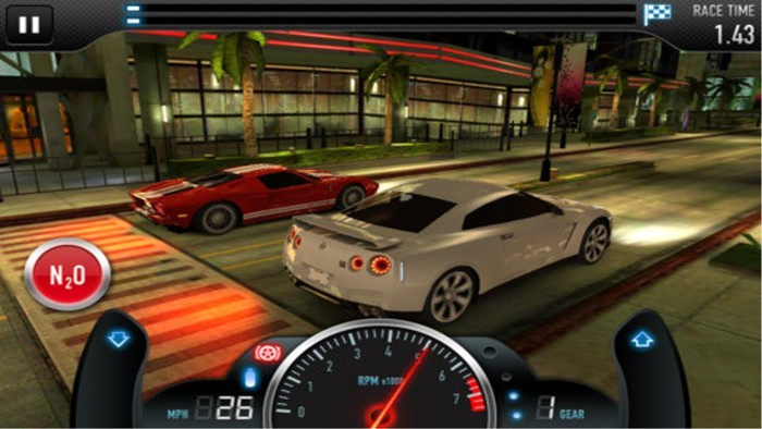 CSR Racing Games for Mac OS X - Best Car Racing Games for Mac - Free Racing Games for Mac
