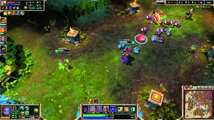 League of Legends - Best Free Games for Mac OS X Users - Best Free Mac Games