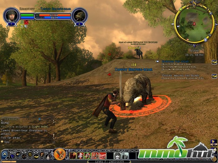 Lord of the Rings Online - Best Free Mac Games - Best Steam Games for Mac