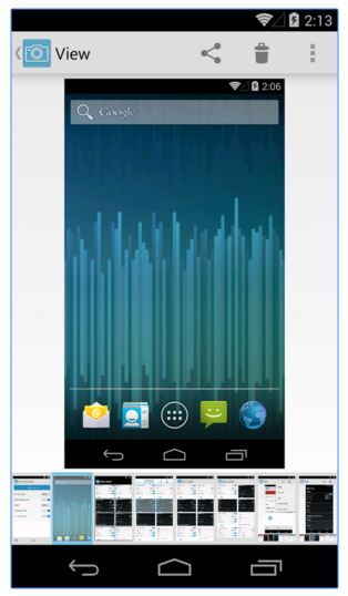 Screenshot Easy - Best Free Screenshot App for Rooted Android Phones
