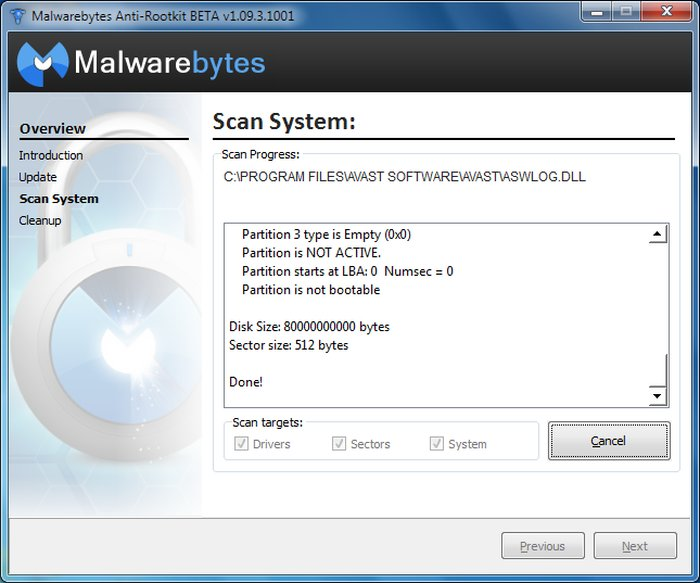Malwarebytes-Rootkit-Finder - Best Malware Removal Tool for Windows - Best Rootkit Finder Software Tool for Windows