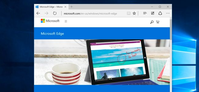 Microsoft Edge - Best browser for Windows 10 - Web Browser